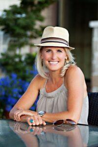 Stephanie Jackson, Speaker, philanthropist and new author