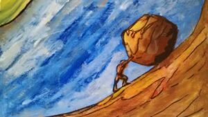 Resist playing King Sisyphus